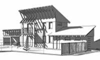 energetický pasívny dom - koncept, architektúra